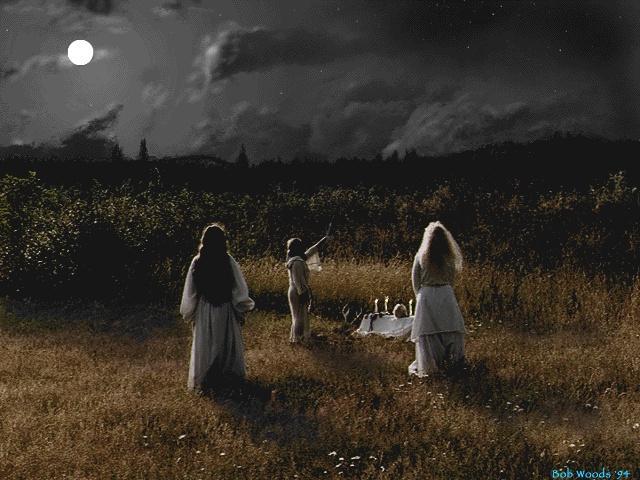 Полная луна суеверия для секса